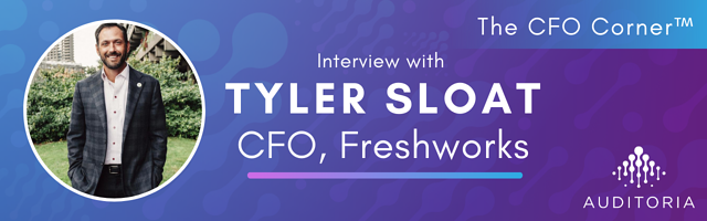 CFO Corner Blog - Tyler Sloat