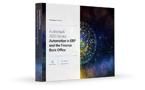 Auditoria 2020 Survey: Automation in ERP and the Finance Back Office
